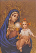 OUR LADY OF THE MOST BLESSED SACRAMENT NOVENA